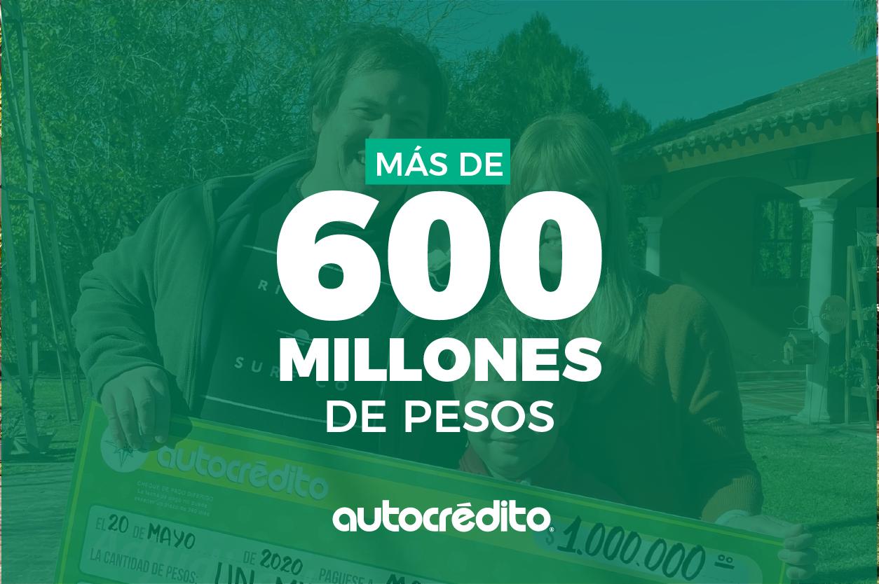 Ya cumplimos más de 1.800 sueños
