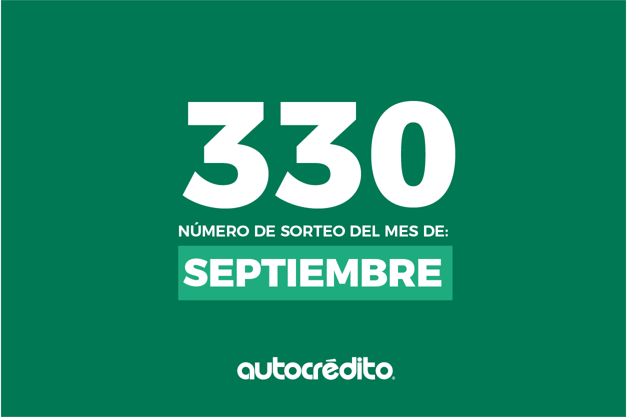 Número favorecido de septiembre