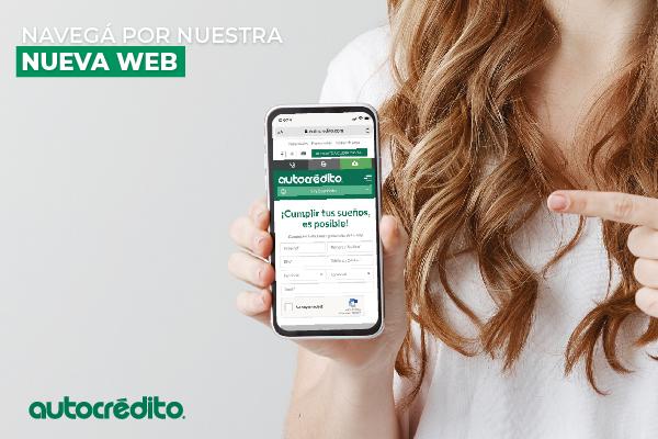 ¡Navegá por nuestra nueva web!