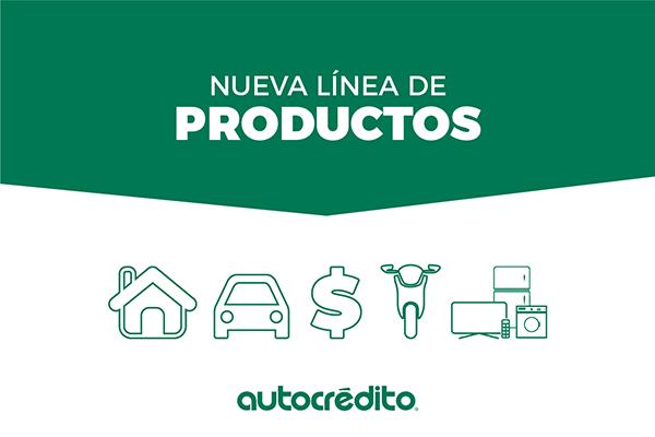 Nueva línea de productos
